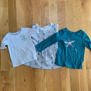 Circo Dress and Kids Corner Shirt Lot